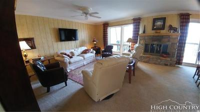 Beech Mountain NC Condo/Townhouse For Sale: $129,900