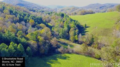 Avery County, Watauga County Residential Lots & Land For Sale: Tbd Brookshire Road