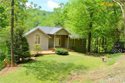 Caldwell County Single Family Home For Sale: 6085 Waterfalls Road