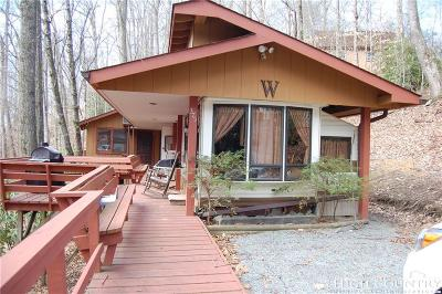 Linville Single Family Home For Sale: 375 River Hollow Road