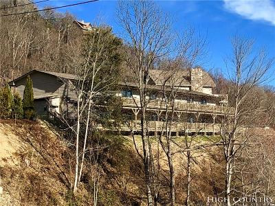 Alexander County, Caldwell County, Ashe County, Avery County, Watauga County, Burke County Condo/Townhouse For Sale: 5810 Blowing Rock Boulevard #12
