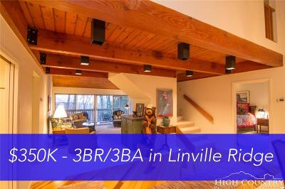 Linville Ridge Condo/Townhouse For Sale: 304 Moon Run