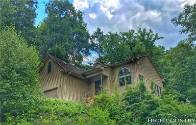 Avery County Single Family Home For Sale: 220 Puddingstone Parkway