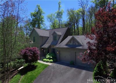 Banner Elk Single Family Home For Sale: 392 Tara Drive