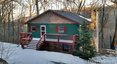 Avery County Single Family Home Under Contract - Show: 849 Shelter Rock Circle