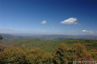 Alexander County, Burke County, Caldwell County, Ashe County, Avery County, Watauga County Residential Lots & Land For Sale: Tbd Pine Ridge Road
