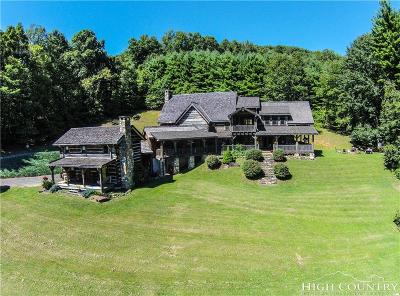 Avery County Single Family Home For Sale: 276 Altamont Way