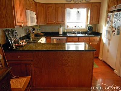 Blowing Rock Condo/Townhouse For Sale: 139 Trout Stream Trail #Smokies