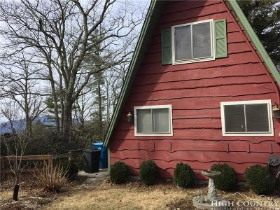 Blowing Rock Single Family Home For Sale: 295 Tarry Acres Circle