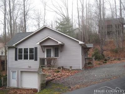 Avery County Single Family Home For Sale: 377 Jack Pine Loop