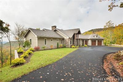 Avery County Single Family Home For Sale: 1713 Forest Ridge Drive
