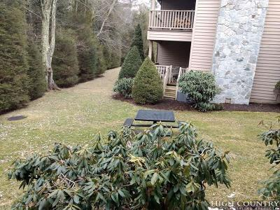 Blowing Rock Condo/Townhouse For Sale: 884 Chetola Lake Drive #Quail 3
