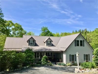 Blowing Rock Single Family Home For Sale: 241 Heritage Lane