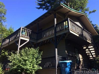 Blowing Rock Single Family Home For Sale: 248 Green Street