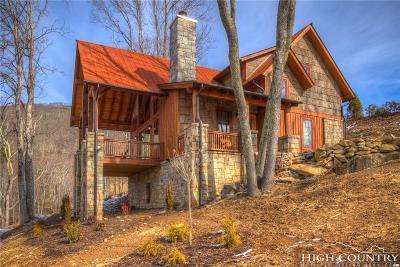 Banner Elk Single Family Home For Sale: 42 Eagles Wood Trail