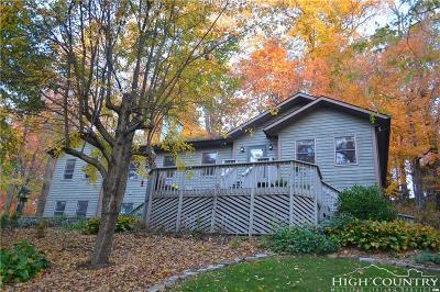 Watauga County Single Family Home For Sale: 262 Kalmia Lane