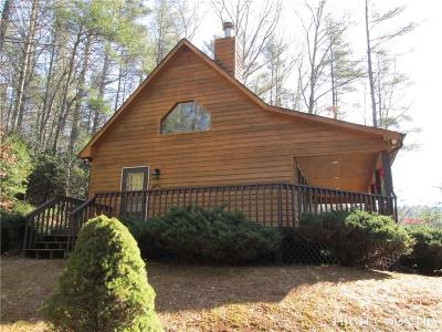 Ashe County Single Family Home Under Contract - Show: 264 Lake Front Drive