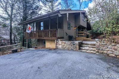 Ashe County, Avery County, Burke County, Alexander County, Caldwell County, Watauga County Single Family Home For Sale: 1307 Dogwood