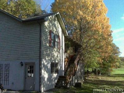 Avery County Single Family Home For Sale: 875 Old Jonas Ridge Road