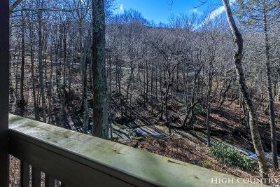 Watauga County Condo/Townhouse For Sale: 130 W Pond Creek (Bmc) Road