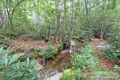 Avery County, Watauga County Residential Lots & Land For Sale: 2b & 3a Russ Cornett Road