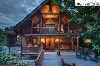 Blowing Rock Single Family Home For Sale: 116 Old Hickory Lane