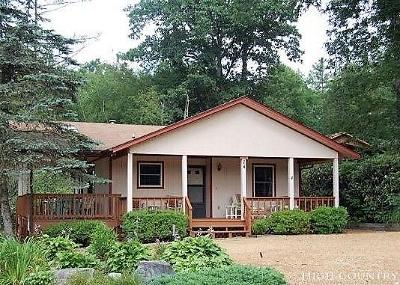 Linville Single Family Home Under Contract - Show: 74 Overlook Road