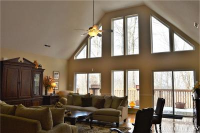 Beech Mountain Single Family Home For Sale: 211 Overbrook Trail