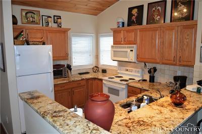 Beech Mountain Condo/Townhouse For Sale: 510 Elderberry Ridge Road #H-201