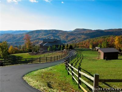 Single Family Home For Sale: 2876 Elk Ridge Road