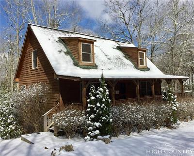 Linville Single Family Home For Sale: 128 Hillcrest Road