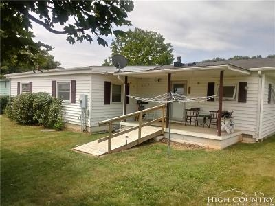 Ashe County Single Family Home For Sale: 254 Beaver Drive