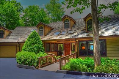Banner Elk Single Family Home For Sale: 440 Woodthrush Way