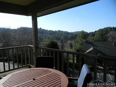 Blowing Rock Condo/Townhouse For Sale: 264 Evergreen Drive #Rhodo 4