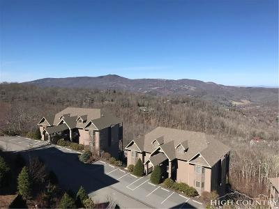 Sugar Mountain Condo/Townhouse For Sale: 202 Pleasant View #9-D