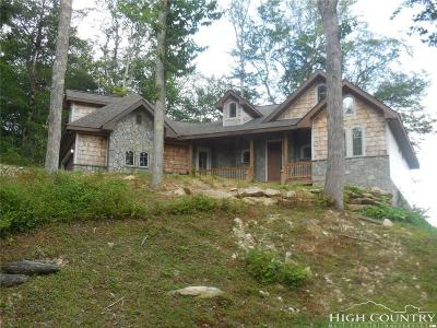 Banner Elk Single Family Home For Sale: 508 Elk Creek Drive