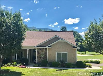 Ashe County, Avery County, Burke County, Alexander County, Caldwell County, Watauga County Condo/Townhouse For Sale: 140 E Meadow Drive #B3