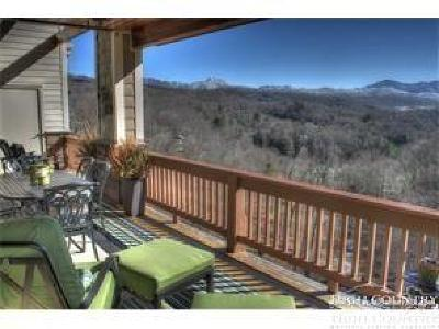 Avery County Condo/Townhouse For Sale: 520 Penny Lane #1-A