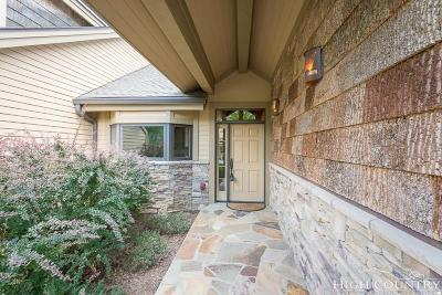Banner Elk Condo/Townhouse For Sale: 130 Mountain Vista Lane