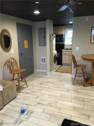 Beech Mountain NC Condo/Townhouse For Sale: $49,900