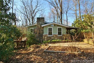 Blowing Rock Single Family Home For Sale: 363 Galax Circle