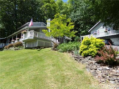Avery County Single Family Home For Sale: 67 Spring Lane