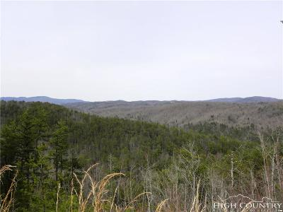 Avery County, Watauga County Residential Lots & Land For Sale: Lot 1332 Pogonia Road