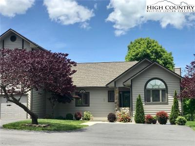 Ashe County Condo/Townhouse For Sale: 311 E Landing Drive #E4