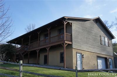 Vilas Single Family Home For Sale: 228 Lonnie Henson Road