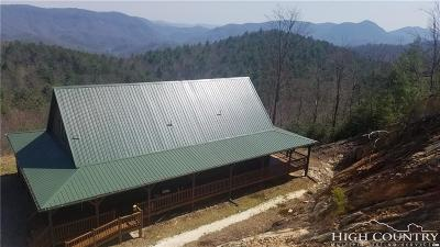 Caldwell County Single Family Home For Sale: 3355 White Rock Road