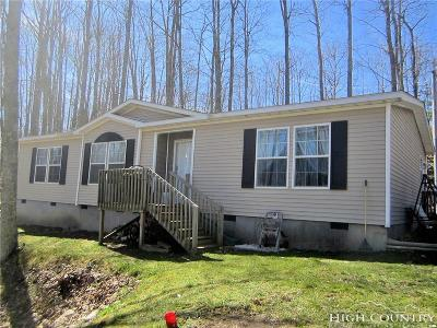 Avery County Single Family Home For Sale: 30 Forest Hills Lane