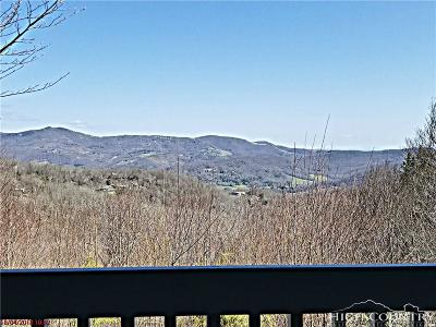 Avery County Condo/Townhouse For Sale: 315 Skyleaf Drive #D-18