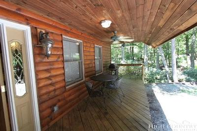 Watauga County Multi Family Home For Sale: 164 Hummingbird Hill