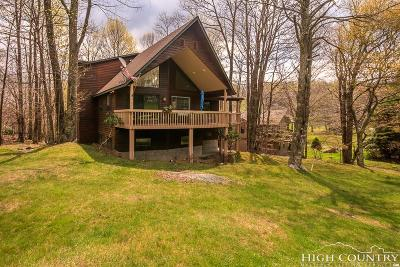 Beech Mountain Single Family Home For Sale: 415 St Andrews Road